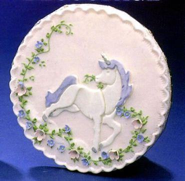 Patchwork Cutters Unicorn – Einhorn – Bild 1