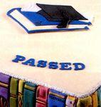 Patchwork Cutters Graduation – Doktorantenhut und Diplom 001