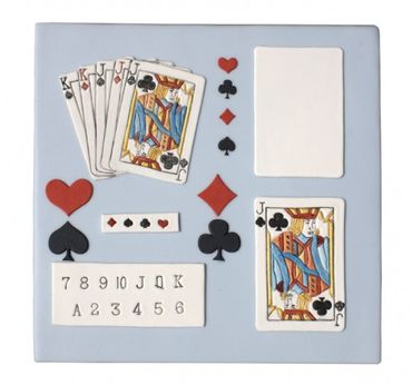 Patchwork Cutters Playing Cards – Spielkarten Set 28 teilig – Bild 1