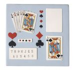 Patchwork Cutters Playing Cards – Spielkarten Set 28 teilig 001
