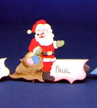 Patchwork Cutters Nicolaus  – Weihnachtsmann – Bild 1