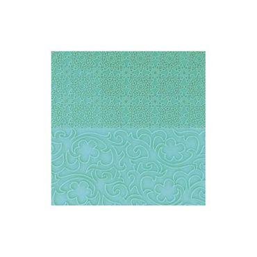 FMM Prägeplatten Set 3 mit Spitze Vintage Muster – Impression Mat Vintage Lace