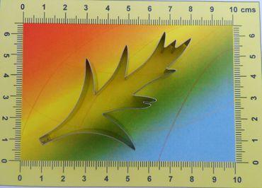 CelCakes Mohnblumen Blattgrün Ausstecher aus Metall