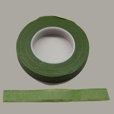 Floristenband grün - 12 mm