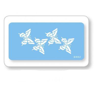 JEM Butterflies 1 - JEM Schmetterling Stencil Schablone
