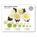 JEM Margeritenpollen Prägestempel - Daisy Centre Stamps 001