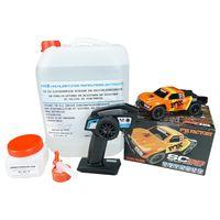 Beiz Elektrolyt +Arbeitsbehälter +Ablasshahn +RC Auto Associated SC28 – Bild 1