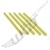 Klebstoff gelb 11mm - hohe Zugkraft - 5er Pack