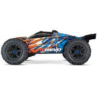Traxxas E-Revo BL 2.0 4x4 VXL Monster Truggy 1:8 orange RTR – Bild 1