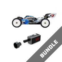 SWORKz S35-4E 1:8 Pro Brushless RC Buggy + SkyRC Differential Analyzer