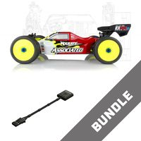 Associated RC8B3.2e RC Buggy 1:8 Team Kit AE80936 +RC4 Pro Transponder – Bild 1