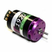 Brushless Motor LMT 1920 Car LK - 8 Turn DMC Legal - RC Auto 1:10