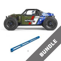 Team Associated Nomad DB8 Basher RTR Oliv +Chassis Brace Aluminim – Bild 1