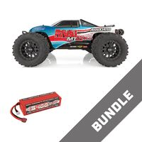 Associated Rival MT10 4WD RTR + Corally LiPo 5400mAh 50C 11.1Volt – Bild 1