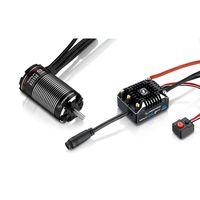 Hobbywing Xerun Axe550 FOC Combo für Rock Crawler 2700kV