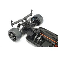 HB Racing RGT8-E Brushless Kit + Blitz GT4 Karosse 1:8 0,8mm dick – Bild 3
