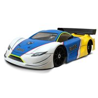 SWORKz S35-GTE 1:8 Pro Brushless Kit + Blitz GT4 Karosse 1:8 1,0 mm – Bild 6