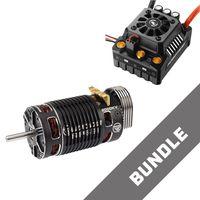 HW Ezrun MAX8 Brushless Regler Sensorless 150 Amp + Ruddog 2400KV – Bild 1