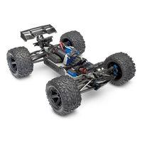 Traxxas E-Revo BL 2.0 4x4 VXL Monster Truggy 1:8 grün RTR – Bild 6