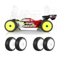 Team Associated RC8B3.1e Buggy 1:8 Kit + 4x Reifen Louise RC B-Maglev – Bild 1