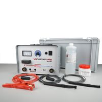Schweißnahtreiniger VACleaner elektrochemisches Beizgerät im Koffer