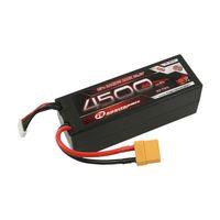 Robitronic LiPo Akku 4500mAh 6S 22.2 Volt 40C XT-90 Stecker – Bild 1