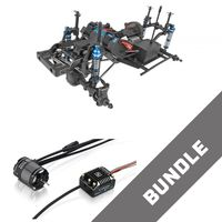 Element RC Enduro Trail Crawler Kit +Xerun Axe FOC Combo V1.1 1800kv – Bild 1