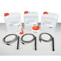Beiz Elektrolyt HX2 für Beizgeräte Schweißnahtreiniger 3x5Liter Bundle – Bild 1