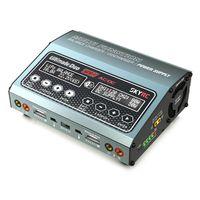 SkyRC Ladegerät Carger D250 AC/DC DUO LiPo 1-6s 250W 10A SK100129 – Bild 1