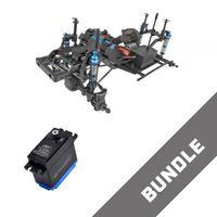 Element RC Enduro Trail Truck Crawler Scaler Kit + Lenkservo SRT W25 – Bild 1