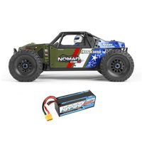 Team Associated Nomad DB8 RTR Oliv AE80941 + LiPo 14.8V 6750 mAh 100C – Bild 1