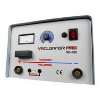 WIG Nahtreiniger VACleaner PRO AC-DC Elektro Beizgerät + Carbonpinsel – Bild 1