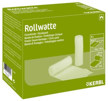Rollwatte 10cm breit, 3m lang, – Bild 2