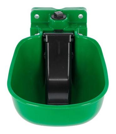 Abreuvoir en plastique KN50, vert – Bild 2