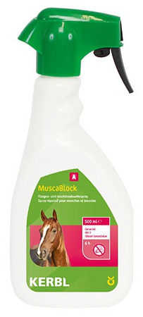 MuscaBLOCK insect repellent,