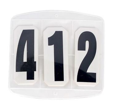 Concoursnummers (3 cijfers) – Bild 1