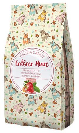 Delizia Candy (aardbei/munt)
