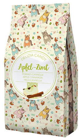 Delizia Candy (apple / cinnamon)