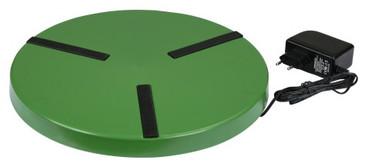 Warmteplaat voor drinkbakken voor  pluimvee (ø 30 cm)