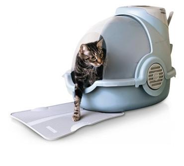 Oster Bionaire anti-geur kattentoilet – Bild 4