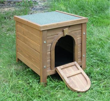 Hok voor kleine knaagdieren Outdoor – Bild 1