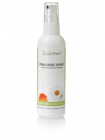 Zinkoxide spray Calendula en Kamille, 100 ml
