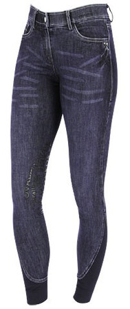 Riding Breeches Genuine Denim – Bild 4