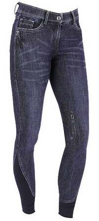 Pantalon d'équitation Genuine Denim – Bild 1
