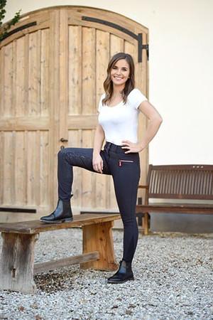 Pantalon d'équitation Laura – Bild 5