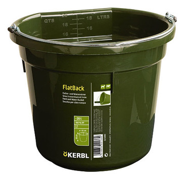 Flat sided bucket FlatBack – Bild 4