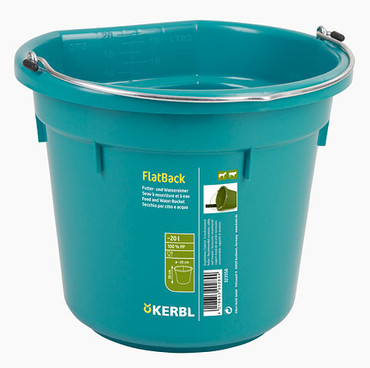 Flat sided bucket FlatBack – Bild 1