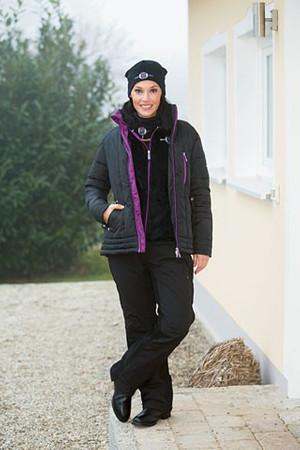 Sur-pantalon thermique Alaska pour femmes et enfants – Bild 6