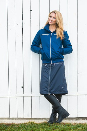 Riding and Rain Skirt Karin – Bild 2