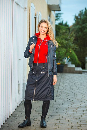 Riding and Rain Skirt Karin – Bild 4